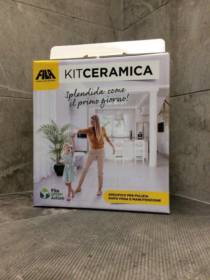 Kit Ceramica Omaggio