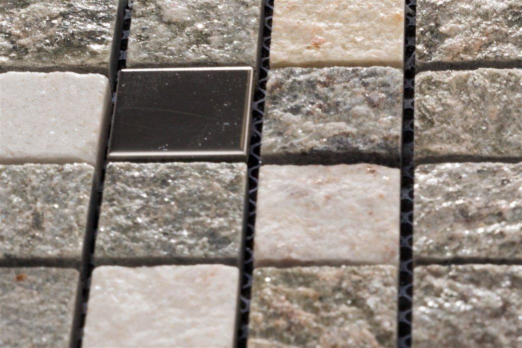Piastrelle e rivestimenti mosaico bagno milano spazio