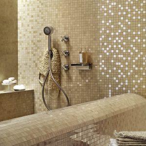 Mosaico per Bagno Milano