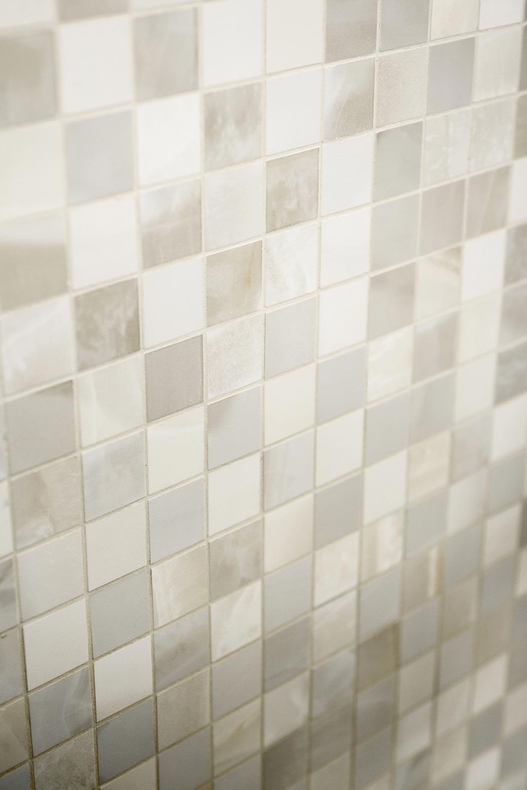 Piastrelle A Mosaico Per Bagno piastrelle e rivestimenti mosaico bagno milano - spazio 11
