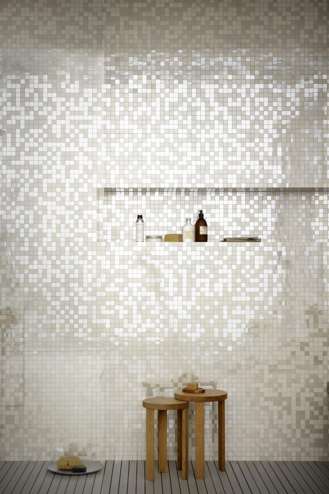 Ceramiche E Rivestimenti Bagno.Piastrelle E Rivestimenti Mosaico Bagno Milano Spazio 11