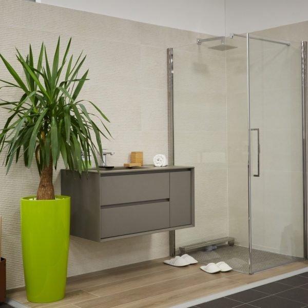Spazio 11: Showroom Serramenti e Pavimenti Vittuone Milano