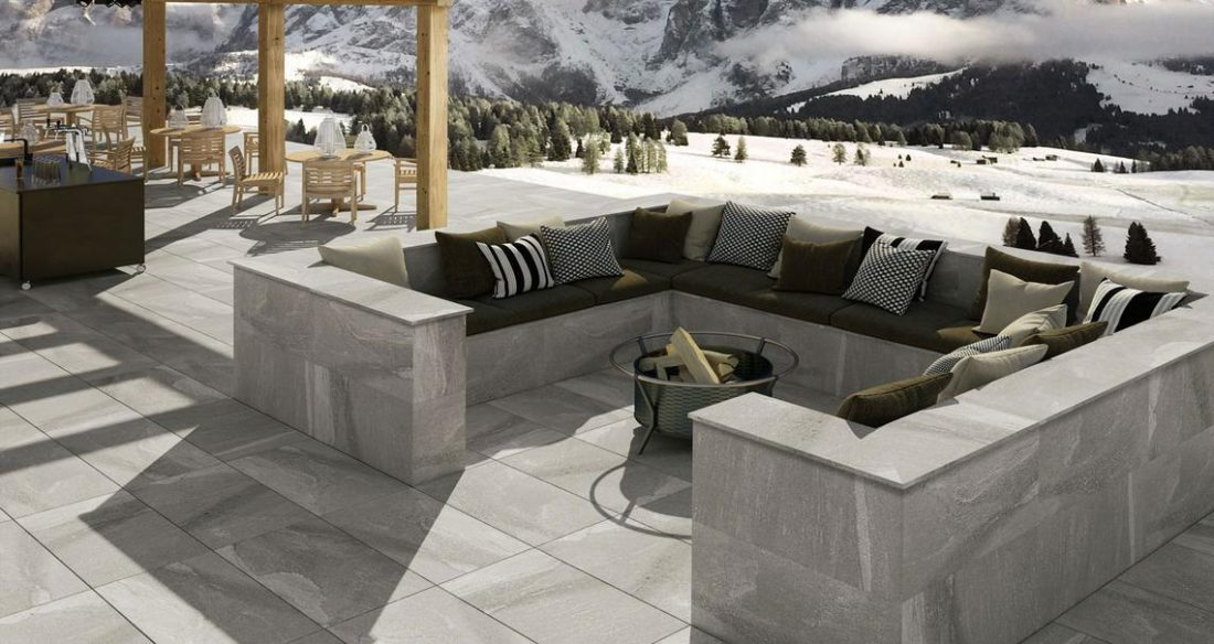 Gres Porcellanato 20 mm Outdoor Spazio 11