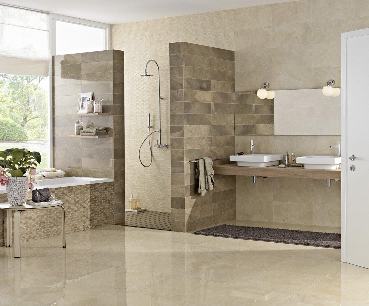 Pavimenti gres porcellanato effetto marmo milano spazio 11